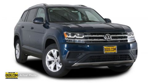 New Volkswagen Atlas 2.0T S