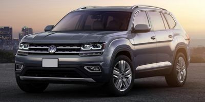 New Volkswagen Atlas 3.6L V6 Launch Edition