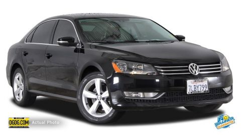 Certified Used Volkswagen Passat 1.8T Limited Edition