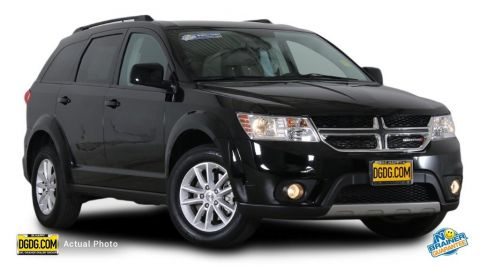 Used Dodge Journey SXT