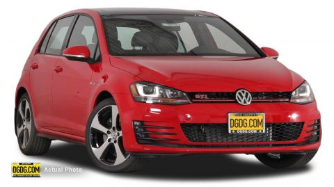 New Volkswagen Golf GTI SE