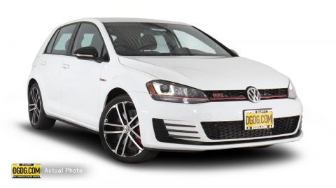 New Volkswagen Golf GTI Sport