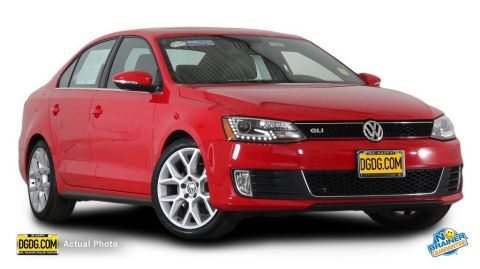 Certified Used Volkswagen Jetta GLI Edition 30