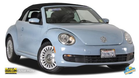 Certified Used Volkswagen Beetle 2.5L