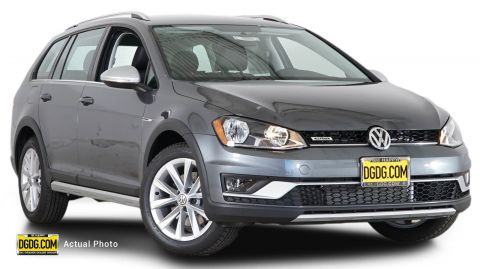 New Volkswagen Golf Alltrack S