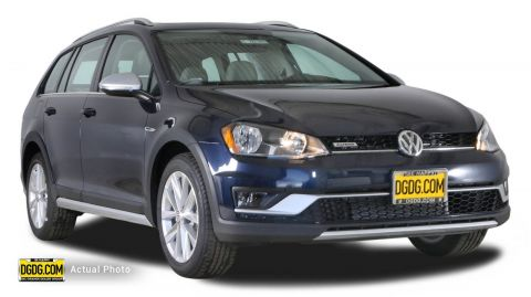 New Volkswagen Golf Alltrack SE