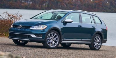 New Volkswagen Golf Alltrack SEL