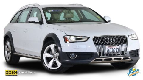 Used Audi allroad 2.0T Premium Plus