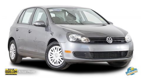 Certified Used Volkswagen Golf 2.5L