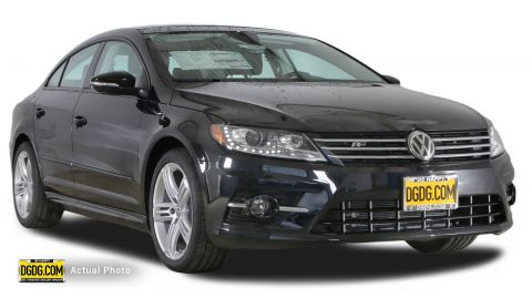 New Volkswagen CC R-Line 2.0T Executive