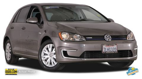 Used Volkswagen e-Golf Limited Edition