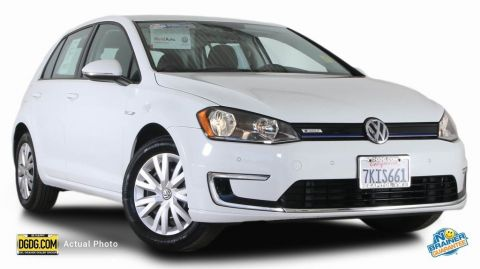 Certified Used Volkswagen e-Golf Limited Edition
