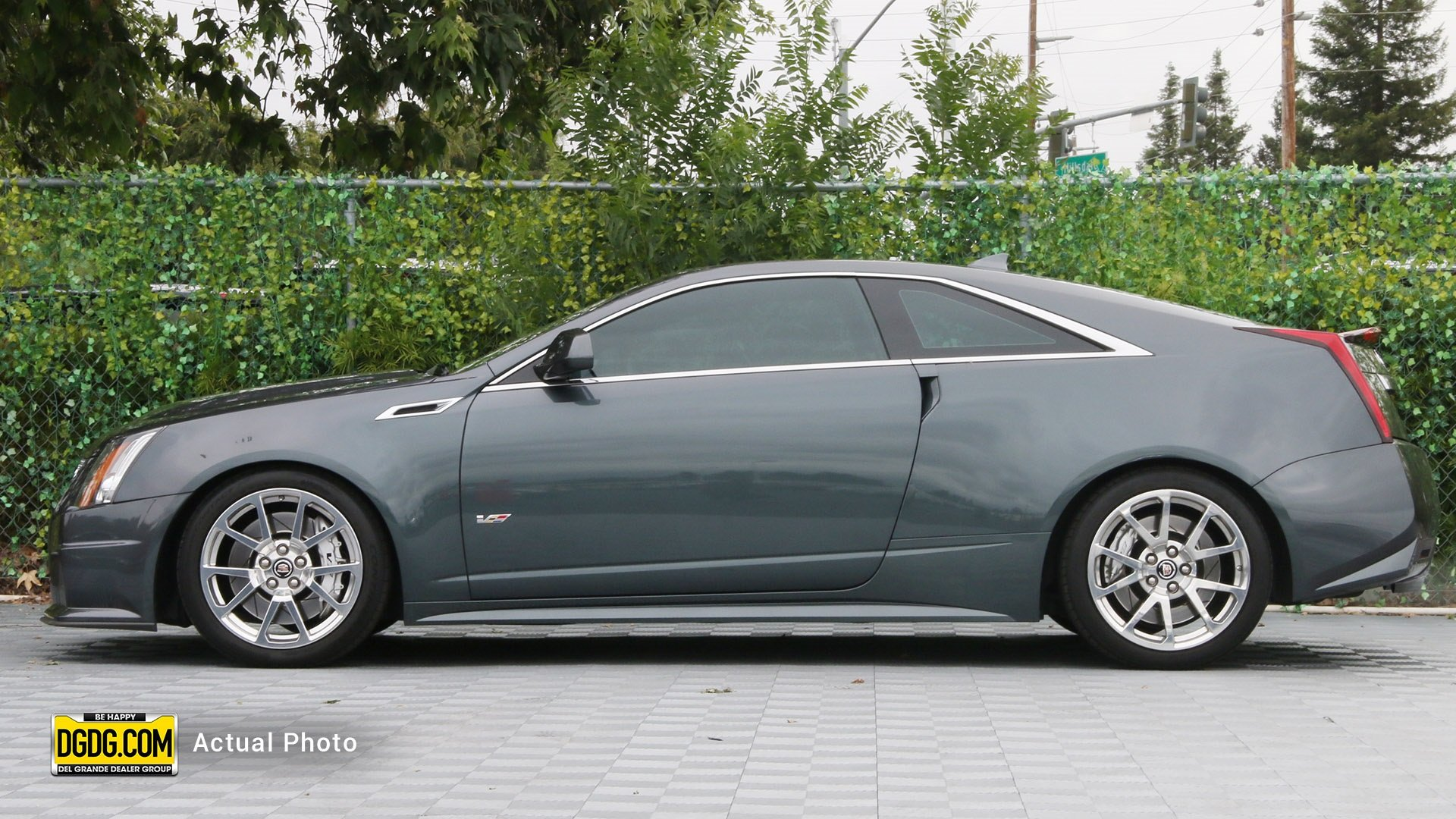Pre-Owned 2012 Cadillac CTS-V Base