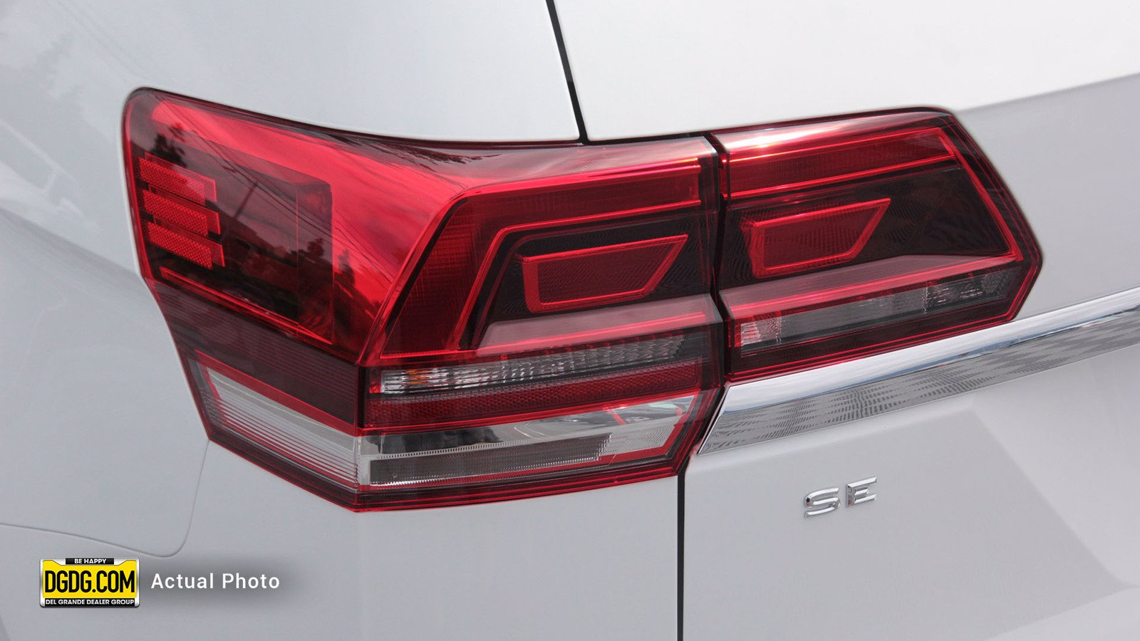 New 2020 Volkswagen Atlas 3.6L V6 SE
