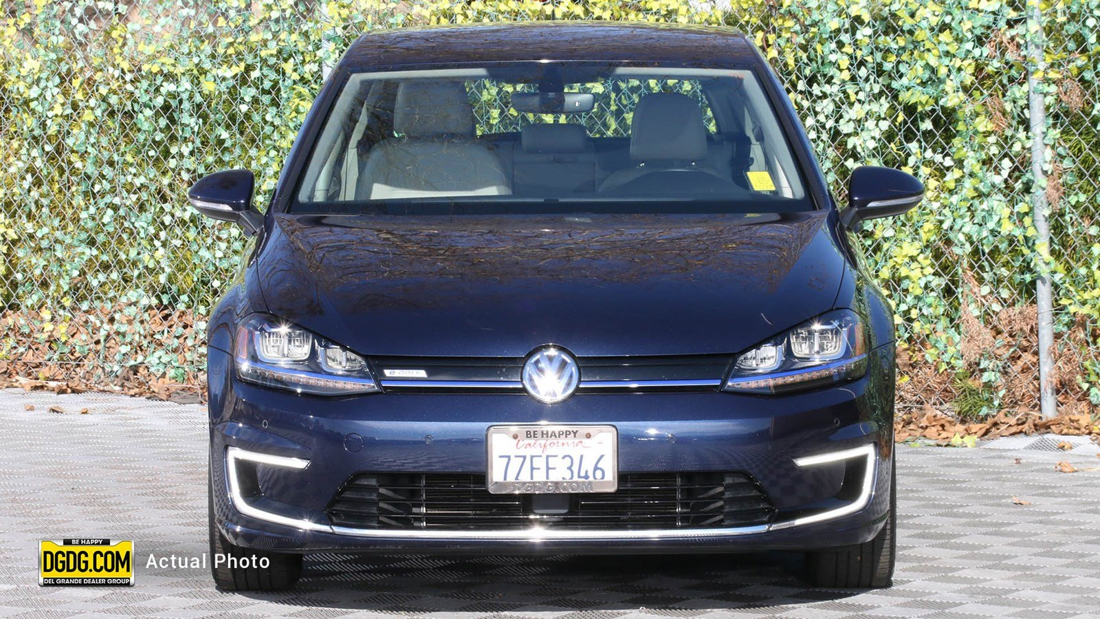 Certified Pre-Owned 2016 Volkswagen e-Golf SEL Premium
