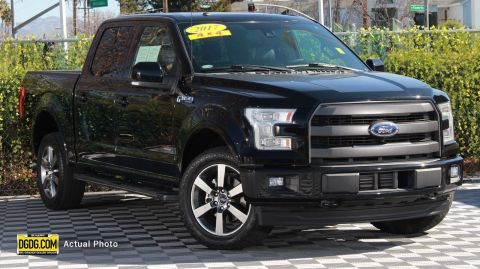 F-150 Lariat 4WD 4D SuperCrew