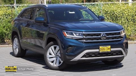 New 2020 Volkswagen Atlas Cross Sport 3.6L V6 SE w/Technology