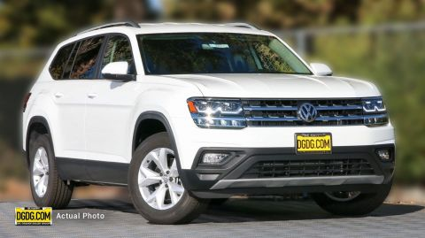 New 2018 Volkswagen Atlas 2.0T SE w/Technology
