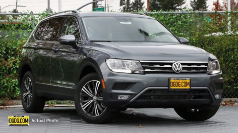 Tiguan SEL with 4MOTION® 4MOTION&reg permanent all-wheel drive system Sport Utility