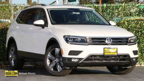 Tiguan SEL Premium with 4MOTION® 4MOTION&reg permanent all-wheel drive system Sport Utility