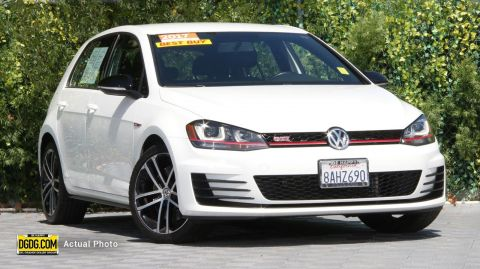 Golf GTI Sport FWD 4D Hatchback