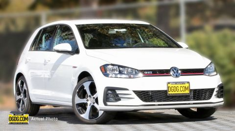 Golf GTI S Front-wheel drive Hatchback