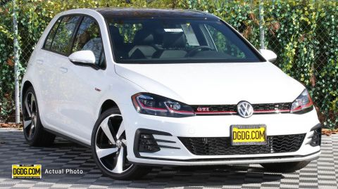 Golf GTI SE FWD Hatchback