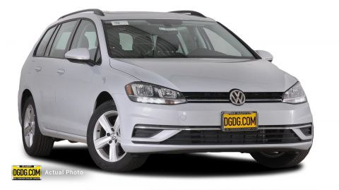 Golf SportWagen SE FWD Station Wagon