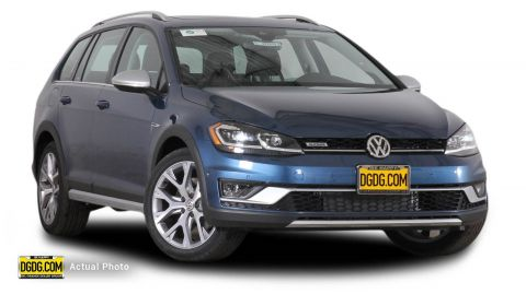 Golf Alltrack SEL AWD Station Wagon