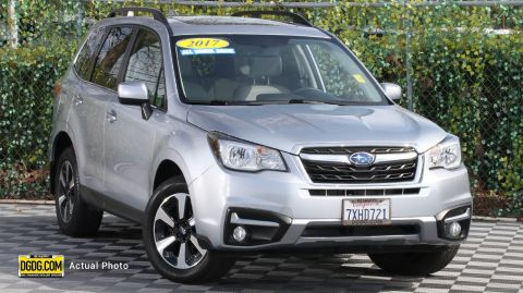 Forester 2.5i Limited AWD 4D Sport Utility