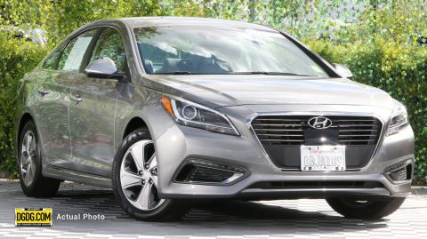 Sonata Plug-In Hybrid Limited FWD 4D Sedan