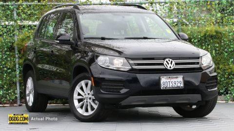 Tiguan Limited 2.0T FWD 4D Sport Utility